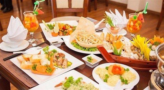 Nhà hàng Quá Ngon - hải sản -  đặc sản dân gian