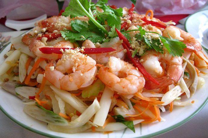 Quán ăn gia đình quận Tân Bình