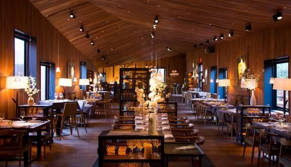 nhà hàng ăn tối lãng mạn quận tân bình