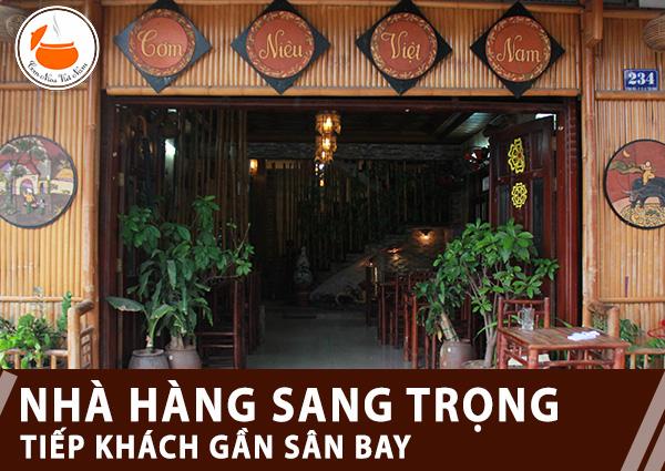 Địa chỉ nhà hàng chuyên phục vụ các món lạ ngày Tết