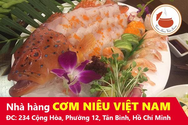 Khám phá  nhà hàng ngon quận Tân Bình – tại sao lúc nào cũng nườm nượp thực khách?