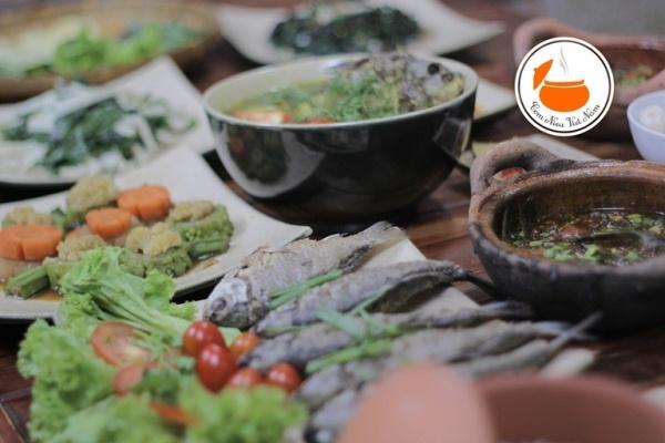Mách bạn địa chỉ quán ăn họp mặt gia đình cuối tuần tại quận Tân Bình