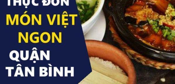 Địa chỉ nhà hàng sang trọng quận Tân Bình