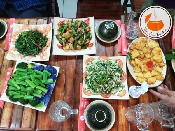 Địa chỉ quán ăn hương vị Bắc ngon ngay tại Sài Gòn