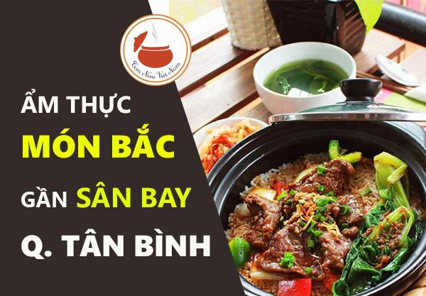 Bật mí các gia đình địa chỉ quán ăn gần sân bay Tân Sơn Nhất